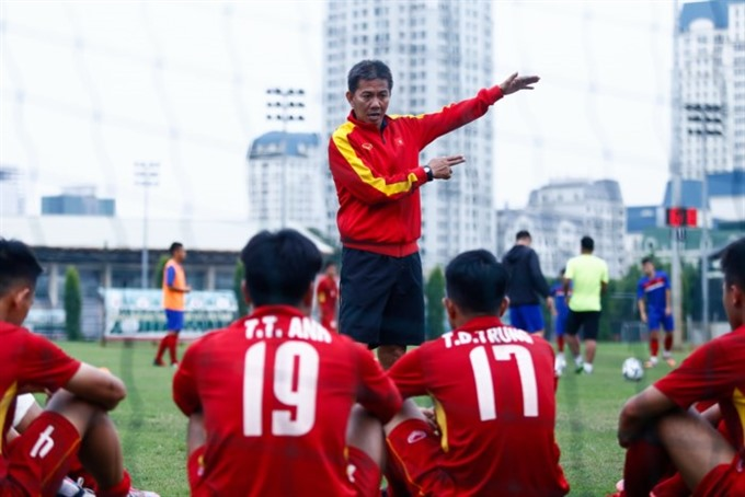 U19s drawn in group of death at Asian tourney