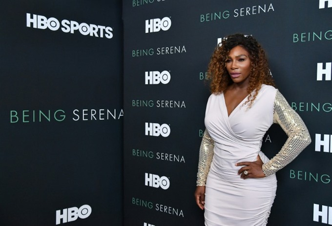 Serenas strength and fears unveiled in new documentary