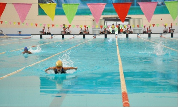 HCM City lead at national swimming champ