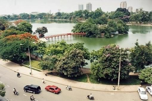 Underground railway station will not harm historic Hoàn Kiếm Lake area
