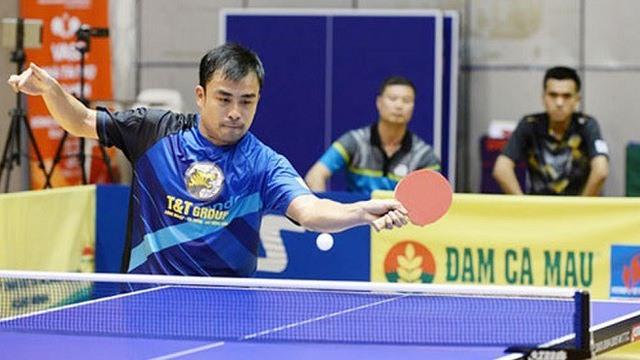 Nhân Dân newspaper table tennis tournament kicks off
