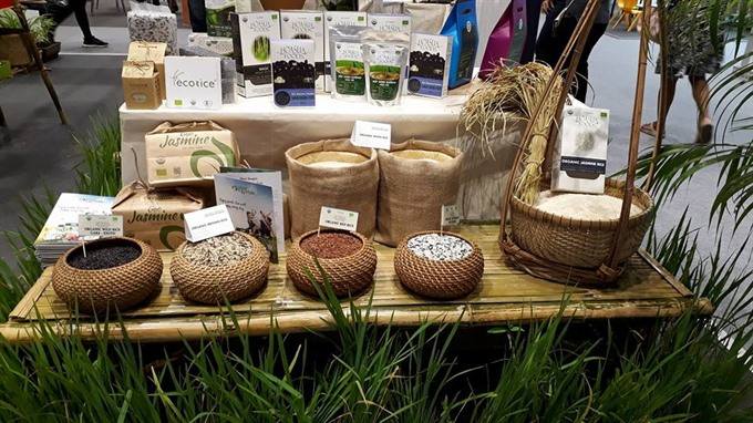 VN produce to show off at Thai expo