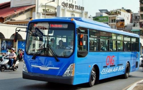 HCM City to add 17 high-quality bus routes