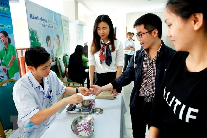 Sóc Trăng aims to treat more people with noncommunicable diseases