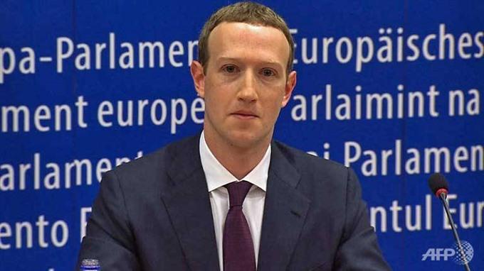 Im sorry Facebook boss tells European lawmakers