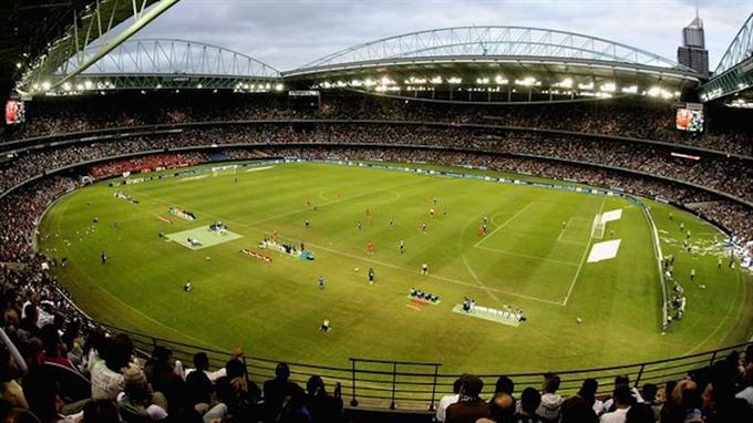 Marvel-ous - Melbourne stadium gets Disney treatment