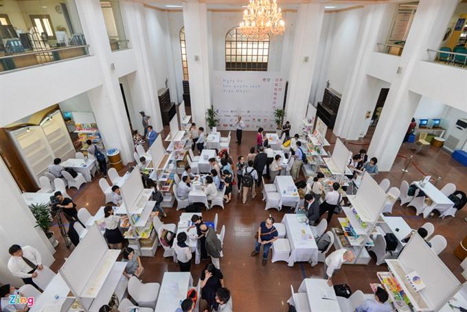 Việt Nam-Japan copyright and book fair kicks off in Hà Nội