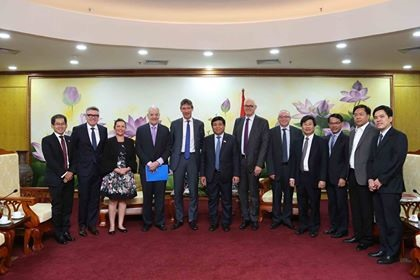 Việt Nam waits for UK investment wave