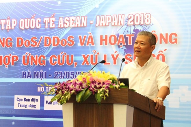 Việt Nam hosts 2018 ASEAN-Japan cyber security drill