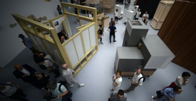 Venice Biennale shows human face of architecture