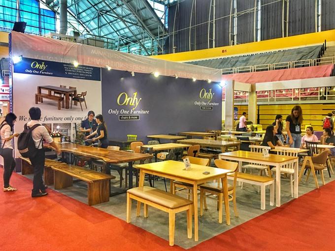 Fair targets furniture consumption