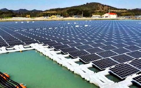 Solar wind energy projects kick off in Ninh Thuận Province