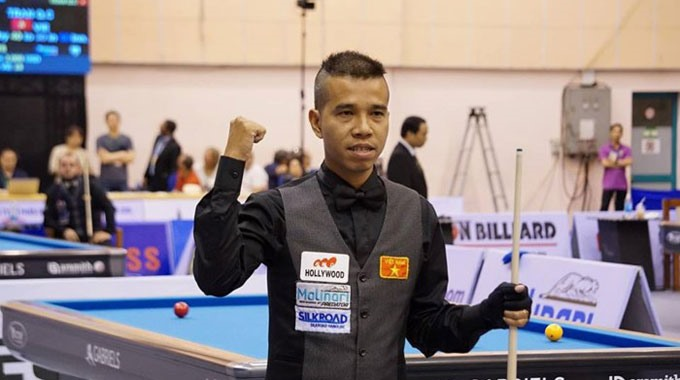 Chiến ranks 10th in world billiards rankings