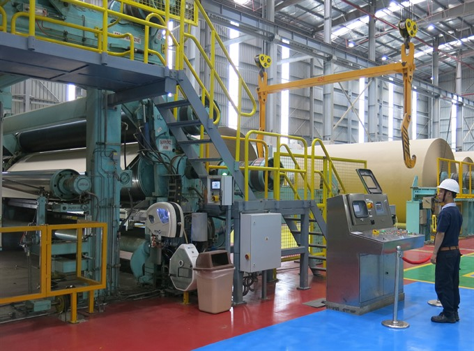 Local paper industry faces input cost challenges