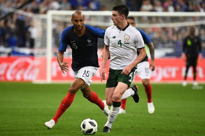 Improved France among World Cup favourites - Ireland boss ONeill