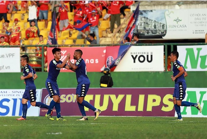 Becamex Bình Dương defeats Sài Gòn FC