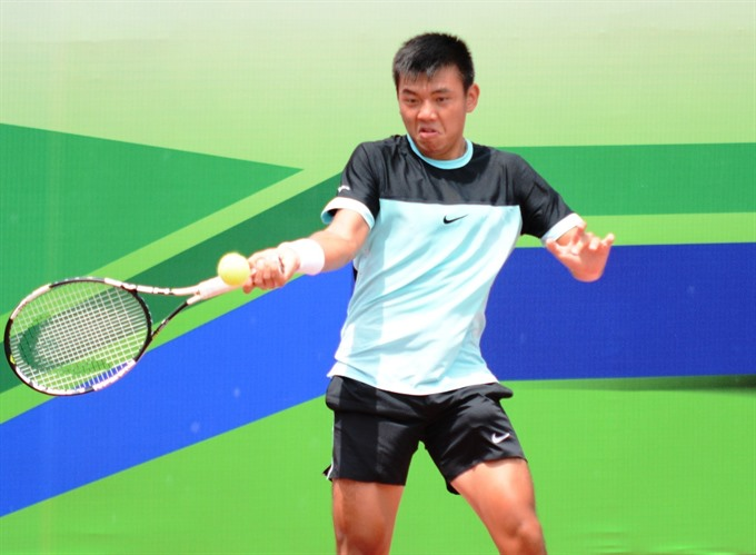 Top tennis player Nam to train in Spain
