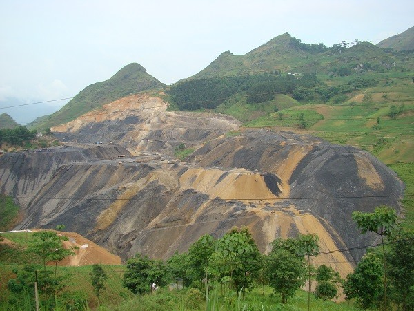 Mineral exploitation needs to protect environment