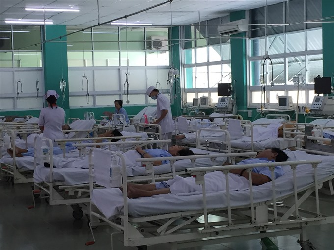Hospitals running out of patients