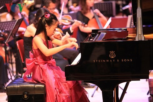 Young VN pianist takes to the world stage