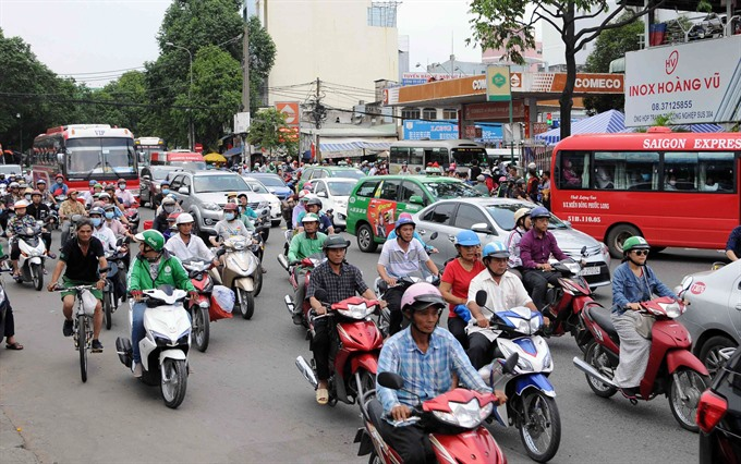 HCMC noise pollution strikes wrong note