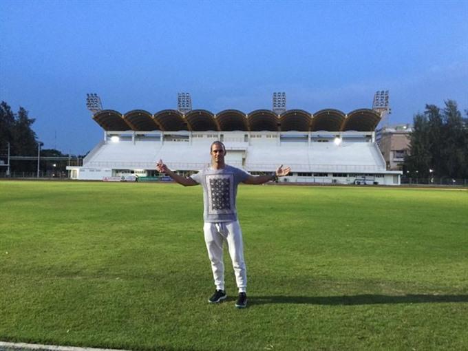 HCM City sign Huỳnh Kesley Alves
