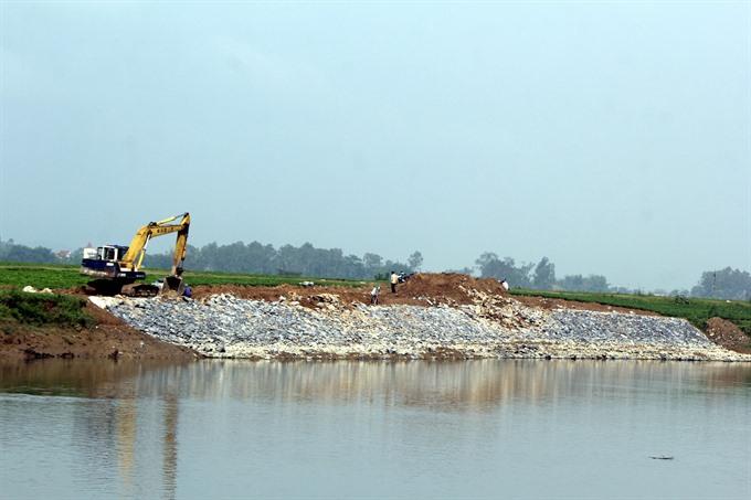 Prevent illegal sand mining deforestation: Deputy PM