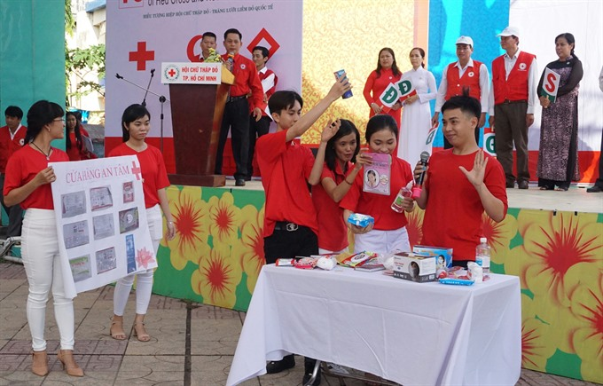 Việt Nam celebrates Intl Red Cross and Red Crescent Movement