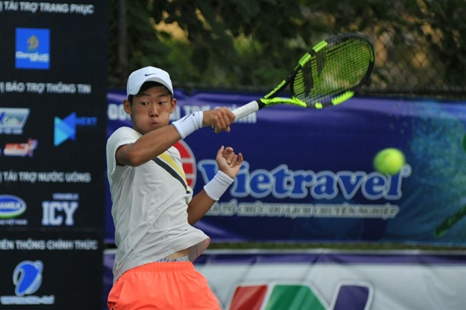 Singles final delayed Vietnameses win doubles silver