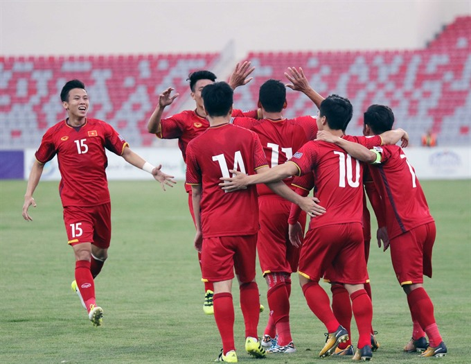 Việt Nam know how to resist West Asian rival at Cup