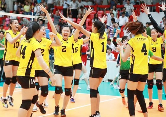Five foreign clubs to take part in VTV volleyball tourney