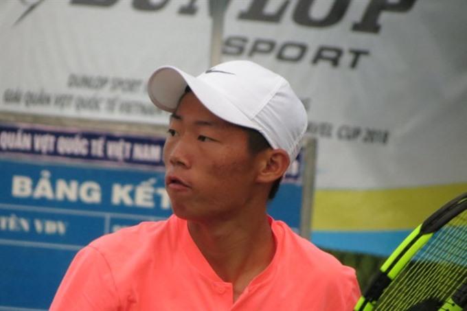 Chun Hsin Tseng wins Việt Nam F1 Futures