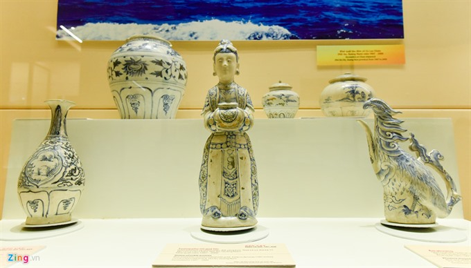 History glitters through archaeological treasures