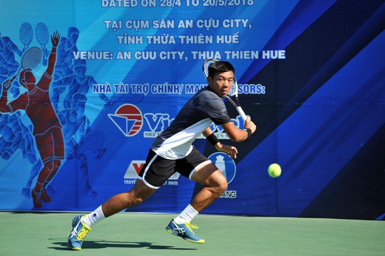 Nam wins first round of VN F2 Futures