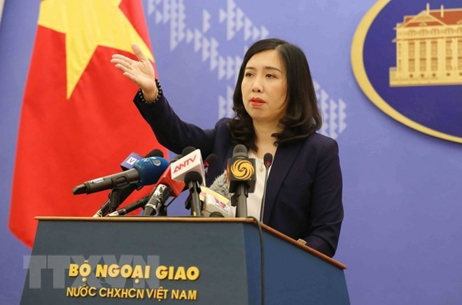 Việt Nam asks China to maintain peace in East Sea