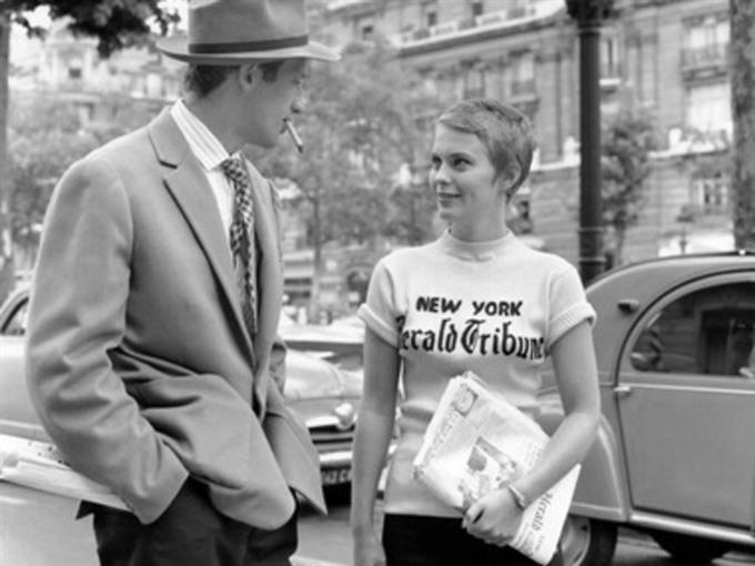 TPD presents 1960 noir movie Breathless