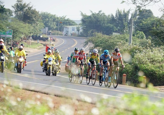 Bình Dương television cycling tournament to open