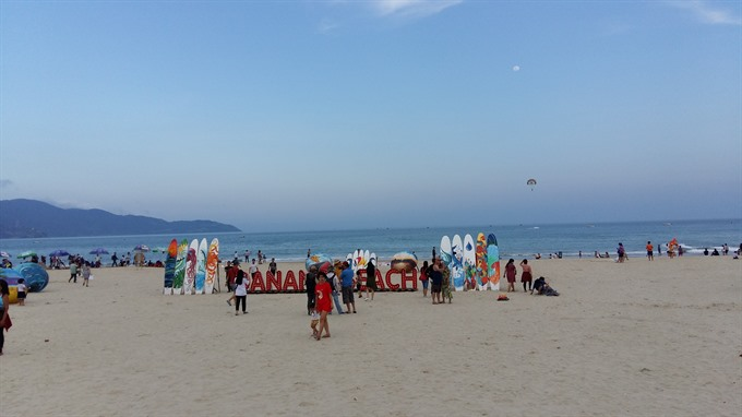 Mỹ Khê beach to host summer week