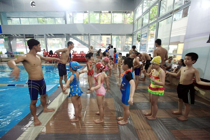 Swimming pools a breeding ground for disease