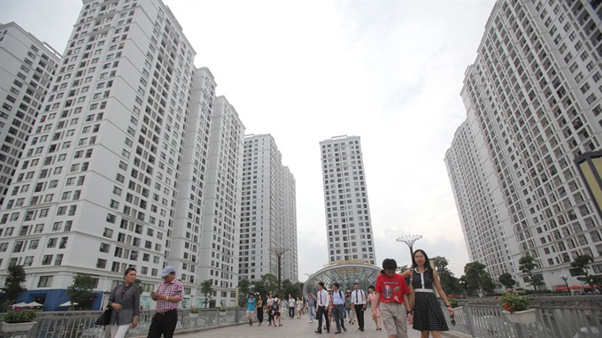 800m pours into VN property
