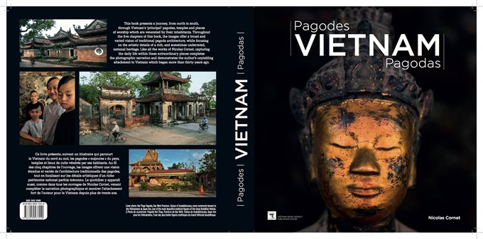 French photographer issues book about pagodas in VN