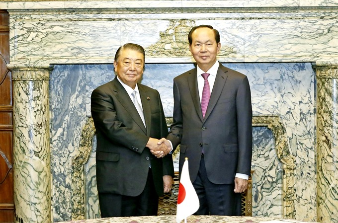 Closer ties between Việt Nam and Japan sought: President