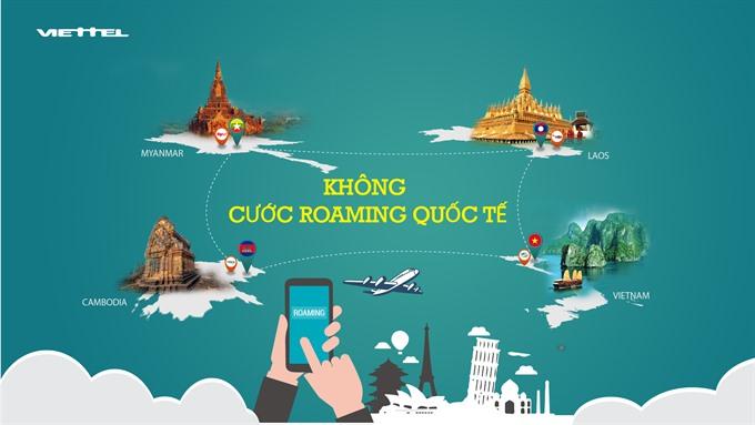 No Viettel roaming fees in Myanmar