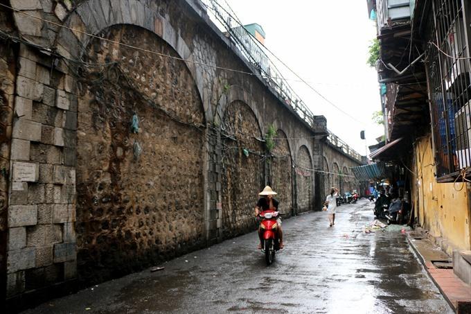 Hà Nội to turn six vaults into walkways