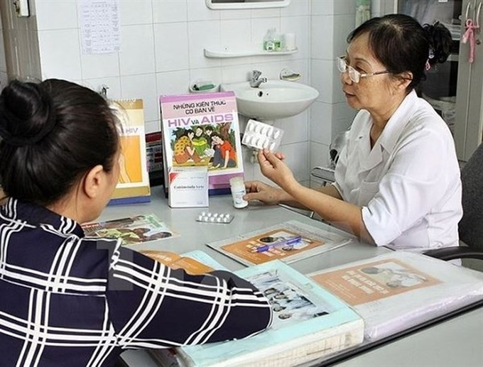 More people with HIV get health insurance