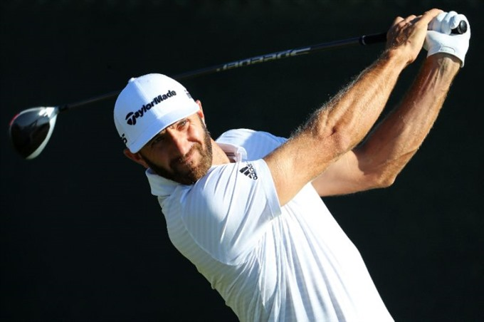 Confident Johnson eyes second major at US Open