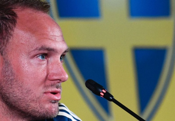 Post-Ibrahimovic Sweden keeps focus on World Cup: Granqvist