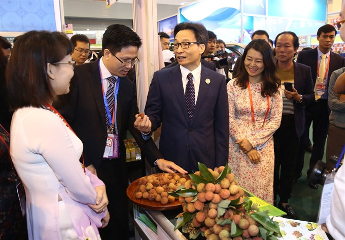 Deputy PM attends 5th China-South Asia Expo in Kunming