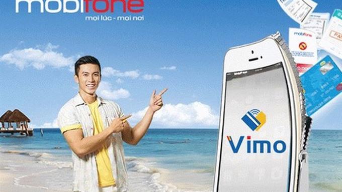 MobiFone stops providing Vimo e-wallet services