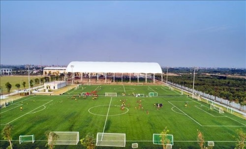8 teams to compete in U17 football final